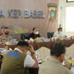 3 Kabupaten di Babel Terapkan PPKM Level 4, Ini Paparan Gubernur ke Pemerintah Pusat